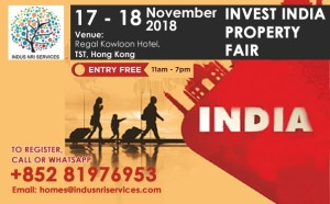 Invest India Property Fair 2018