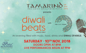 Diwali Beats with The Zero Point at Tamarind!