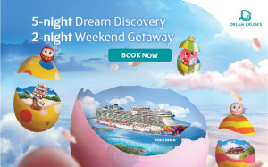 5-Night Dream Discovery - Egg-Citing 2019 Easter Egg-xtravaganza@SEA!