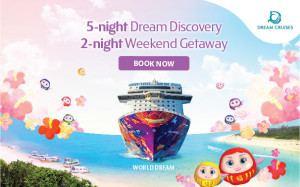 5-night Dream Discovery 2019