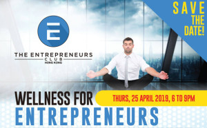 Wellness for Entrepreneurs by The Entrepreneurs Club