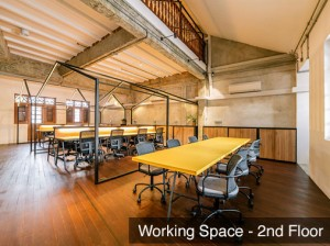 Workhouse - Co-Working Space
