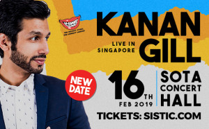 Kanan Gill 'Teetar' Live in Singapore 2019